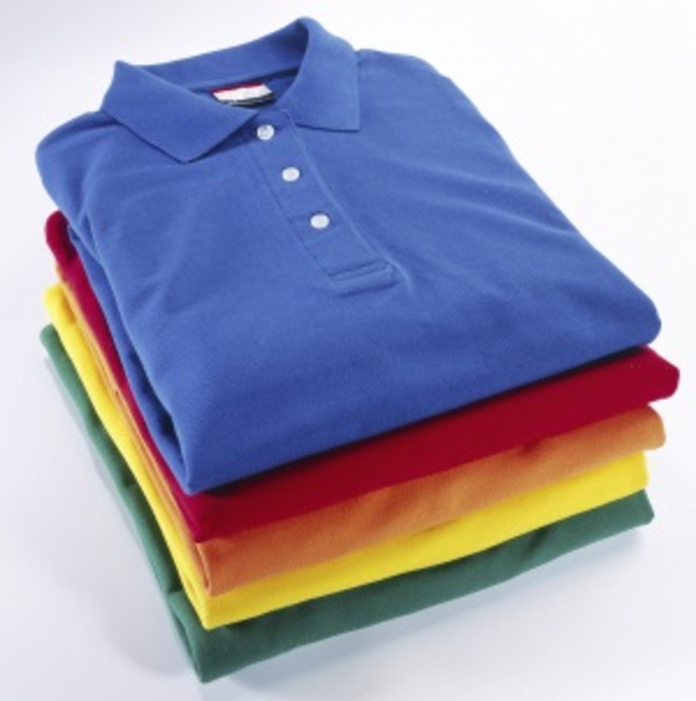 Personalised and Printed Polo Shirts