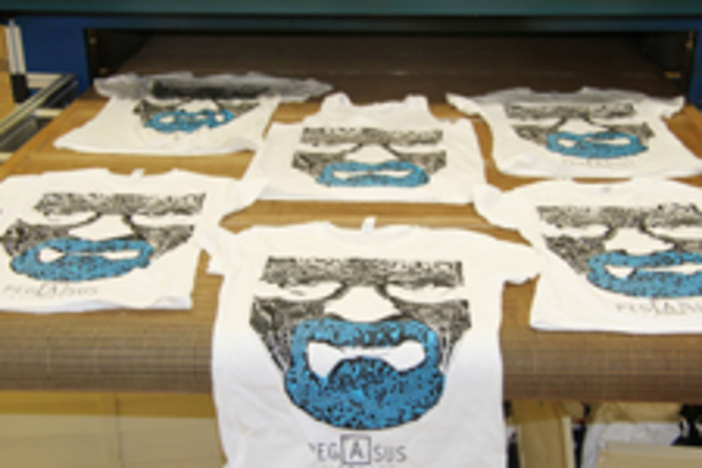 Screen Printed T-Shirts are Popular Choices